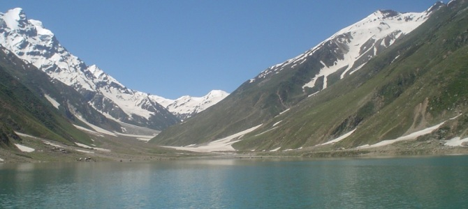 PHOTO: Magical Lake Saif ul Malook in Naran, Pakistan