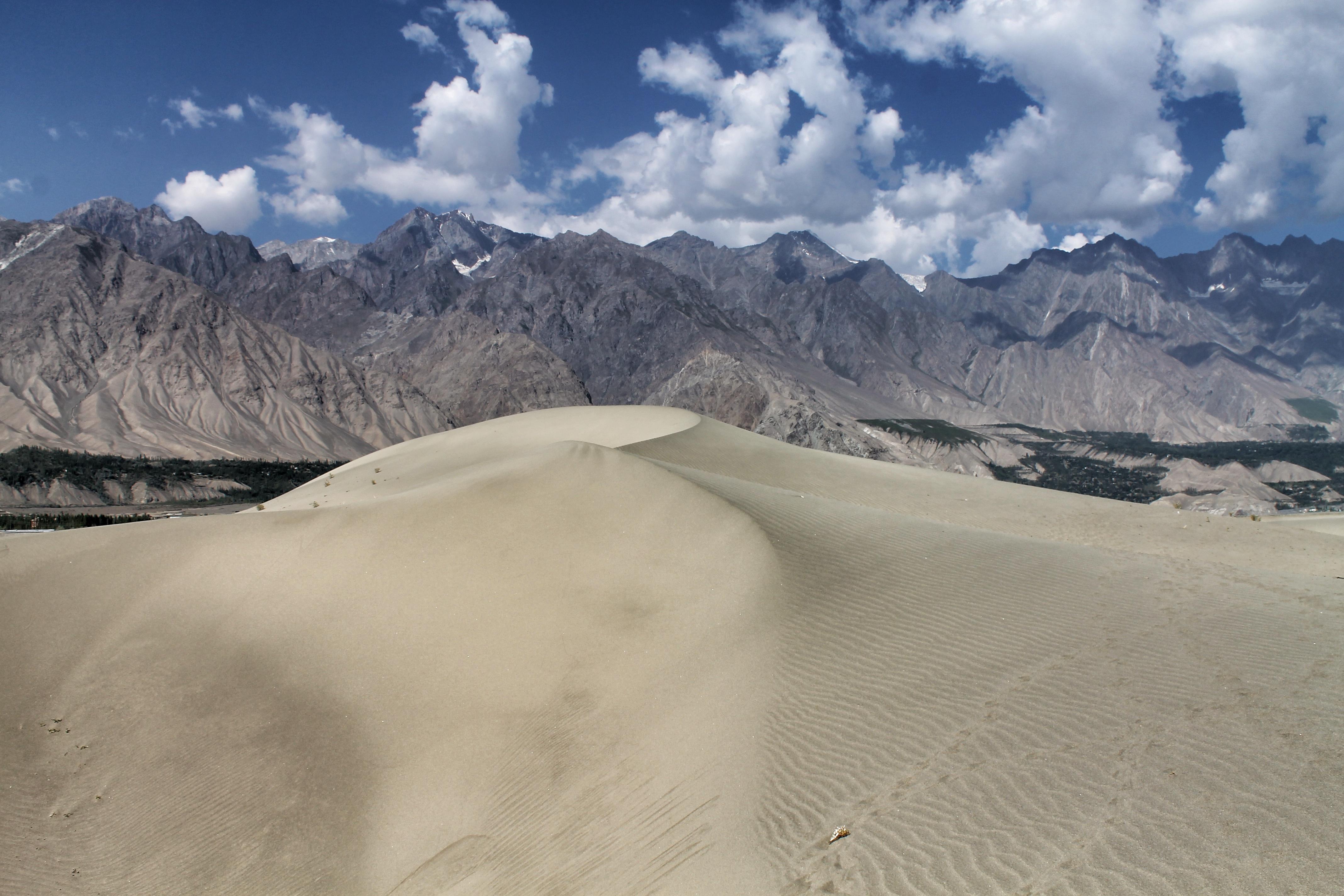 Cold Desert Skardu Photo Credit: Mohammad Waseem (waxeem@gmail.com)